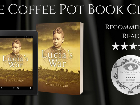 Book Review: Lucia's War by Susan Lanigan.
