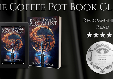 #BookReview — Knightmare Arcanist (Frith Chronicles #1) by Shami Stovall