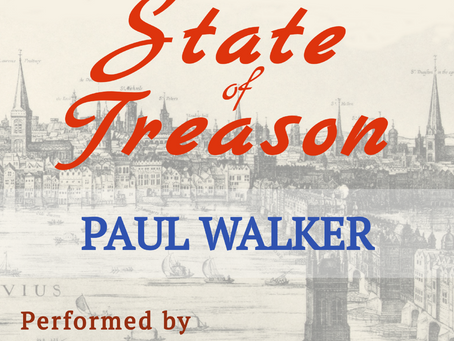 Audio Blog Tour: State of Treason by Paul Walker February 24th – April 28th 2021