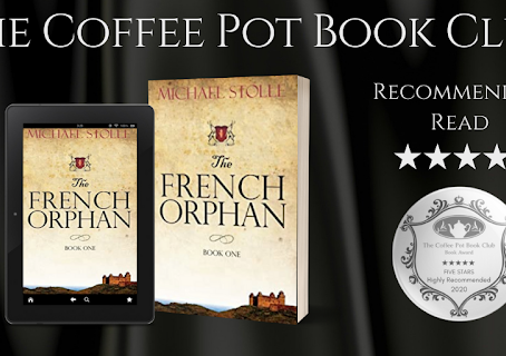 Book Review: The French Orphan by Michael Stolle