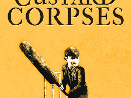Blog Tour: The Custard Corpses, by M J Porter, April 6th – June 8th 2021