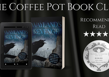 #BookReview — Wayland's Revenge by Lesley Lodge