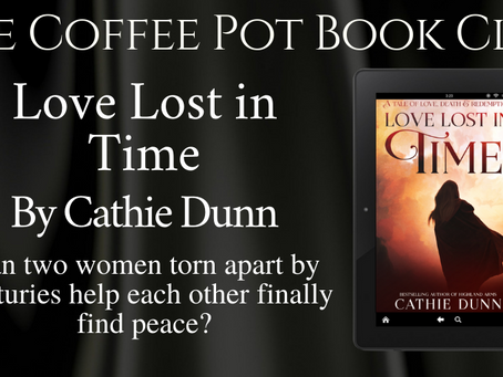 Read an excerpt from Cathie Dunn's fabulous novel - Love Lost in Time @cathiedunn