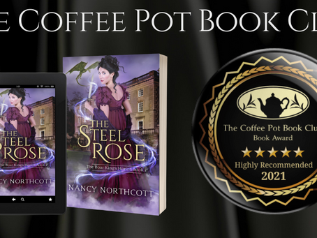 #BookReview - The Steel Rose (The Boar King's Honor, Book 2) by Nancy Northcott @NancyNorthcott