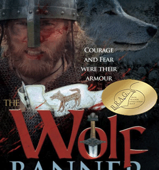 Blog Tour: The Wolf Banner: Sons of the Wolf Book 2 by Paula Lofting, December 7th – December 18th.