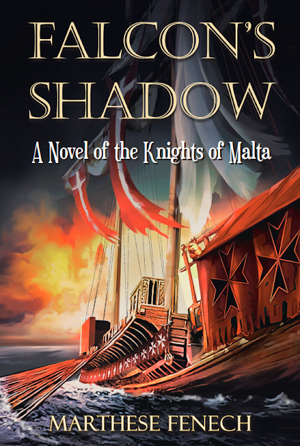 Falcon's Shadow by Marthese Fenech