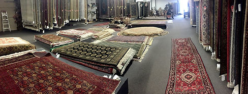 Shehadi Rugs Showroom