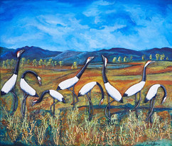 The Meeting - Sold