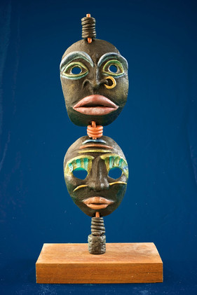 Tribal Mask - For Sale