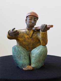The Violonist - Sold