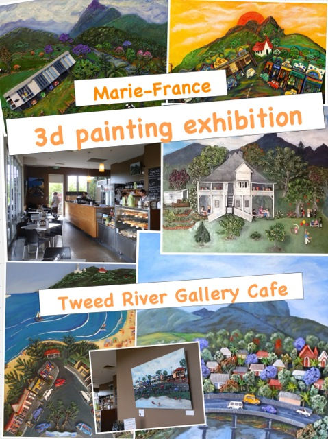 Tweed River Gallery Exhibition
