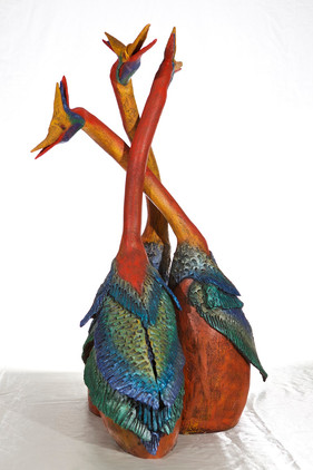 Birds of Paradise - Sold