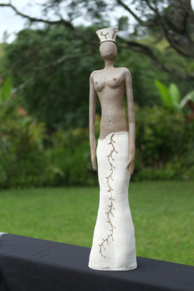 Tall Tribal Girl - For Sale