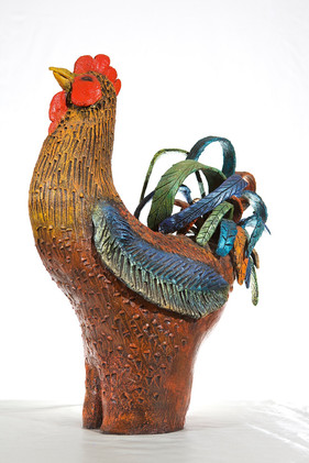 Happy Rooster - Not For Sale
