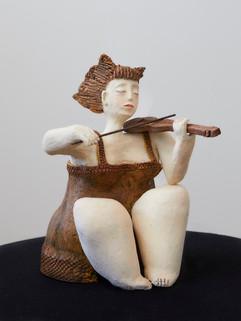 La Violonist - Sold