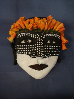 Mask (Night) - For Sale