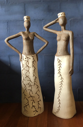 Tribal Girls 1 - For Sale