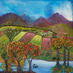 Romance In The Country - Sold