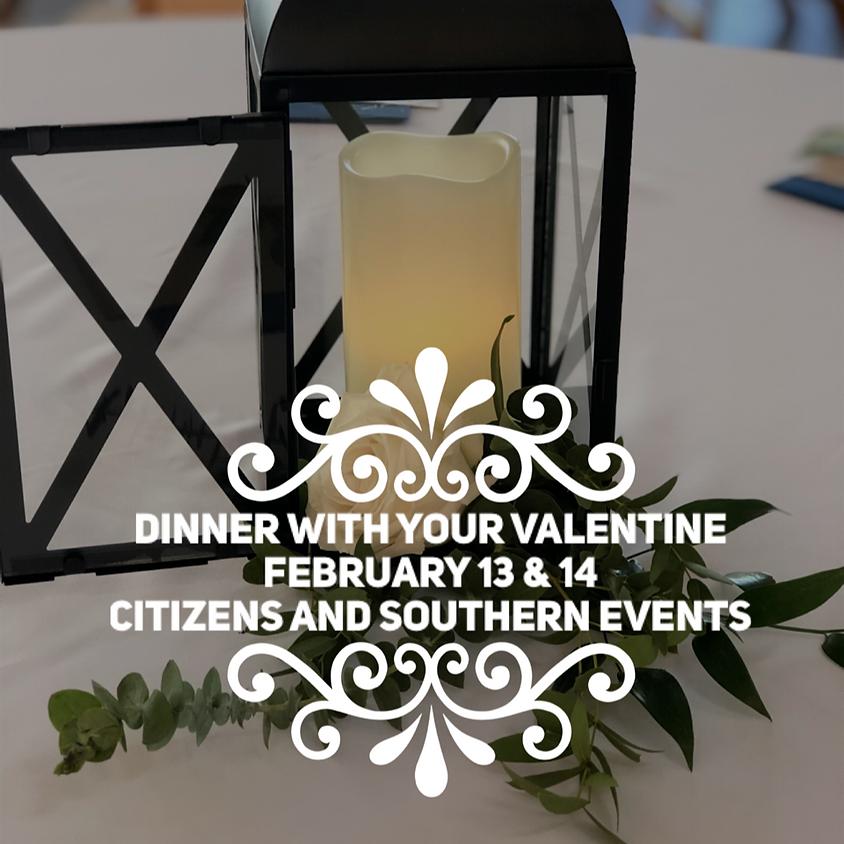 Valentine's Dinner, Saturday