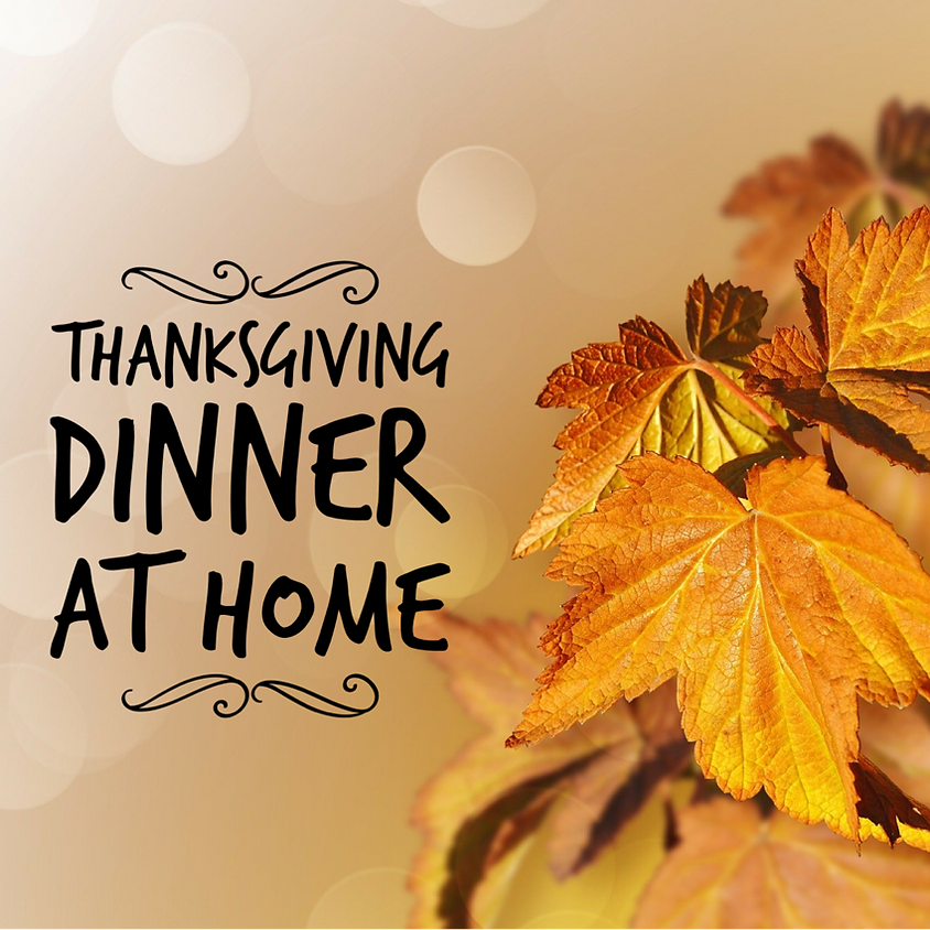 Thanksgiving Meals for Home