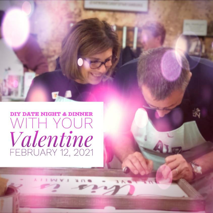 Valentine's DIY & Dinner with AR Workshop