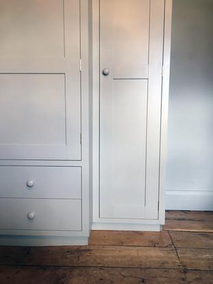 Built in wardrobe