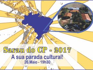 SARAU DO CP - 2017