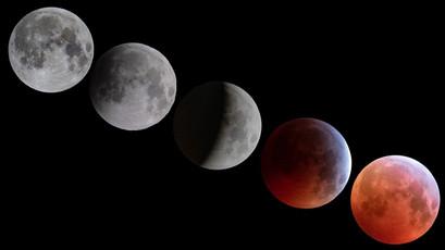 Blood Lunar Eclipse