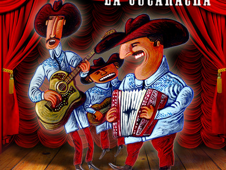An exciting collection of original Norteño songs performed by artists and bands from northern Mexico