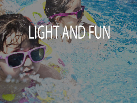 Featured Playlist: LIGHT and FUN