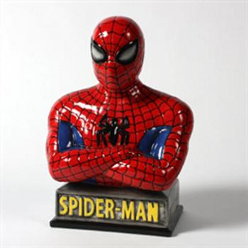 Spiderman Bank