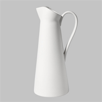 Tall Pitcher Vase