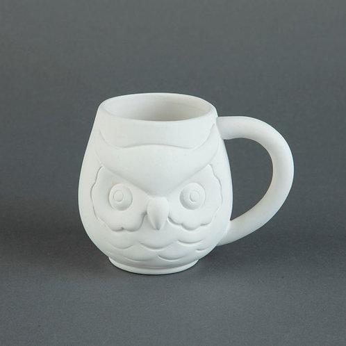 Hoot Owl Mug