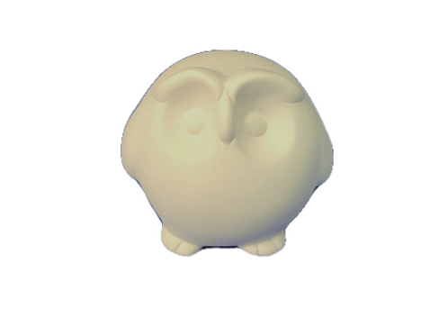 Rollie Owl Collectible