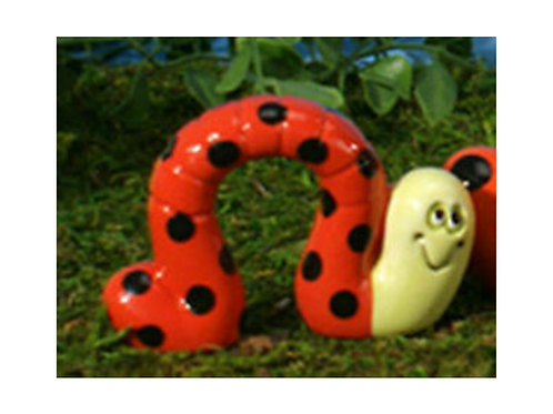2 Faced Worm Collectible