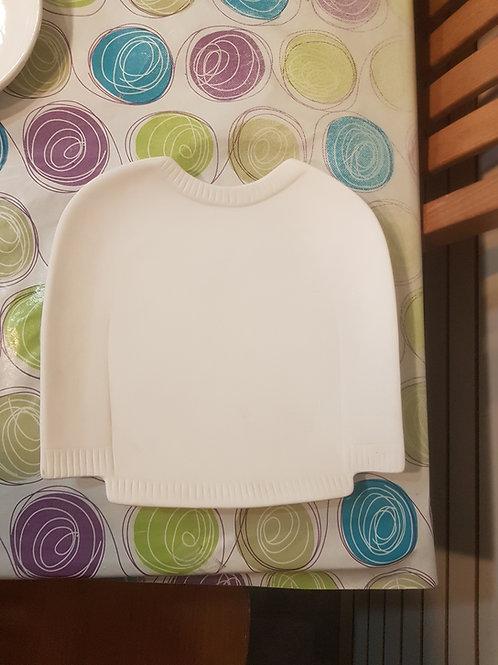 Sweater Plate