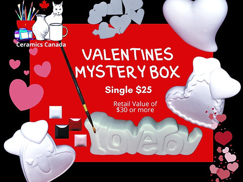 Valentines Mystery Box