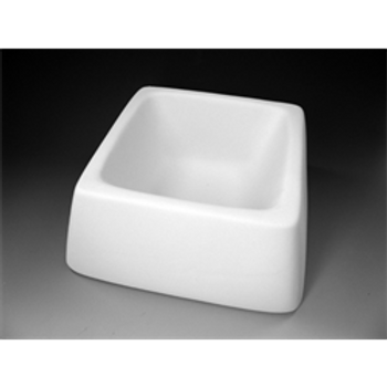 Square Pet Food Dish