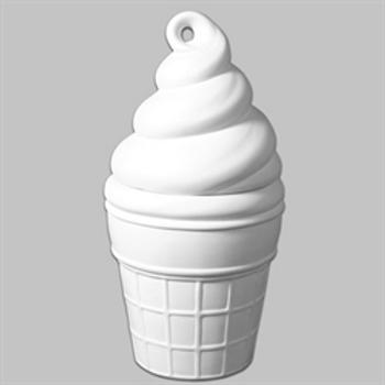 Ice Cream Cone Cookie Jar