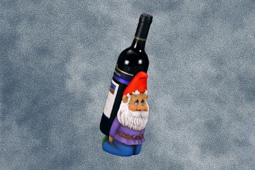 Wellington Gnome Wine Bottle Holder