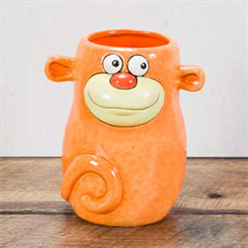 Quirky Monkey Planter