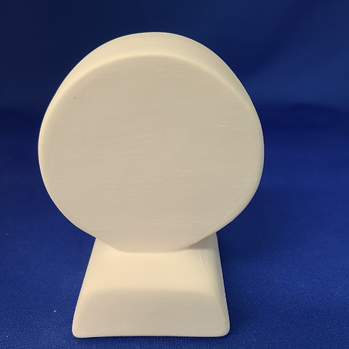 Hockey Puck/Trophy Collectible