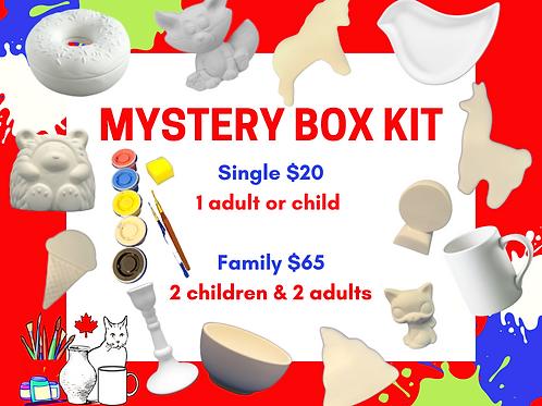 Mystery Box Special: Single