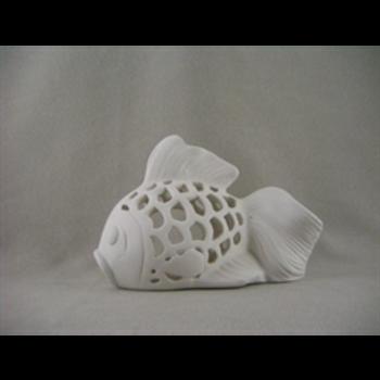 Fish Tealight/Votive Holder