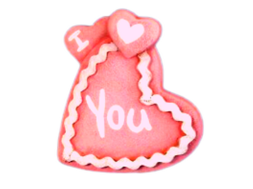 Gingerbread Heart Collectible