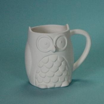 Winston Owl Mug