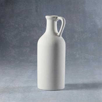 Long Neck Handled Vase