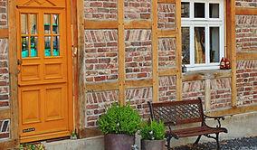 Brick House Houten Deur