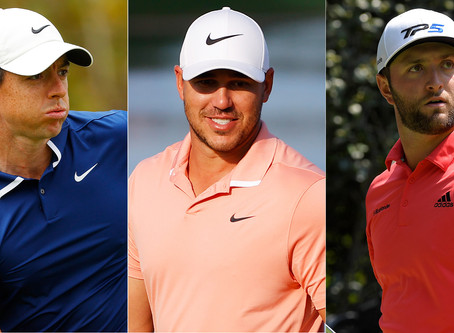 Rory, Rahm and Brooks Give Charles Schwab An All-Star Lineup