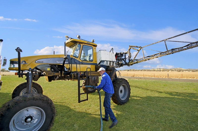 Liverpool Plains Groundspray